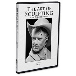 DVD THE ART OF SCULPTING VOL.3: MEN