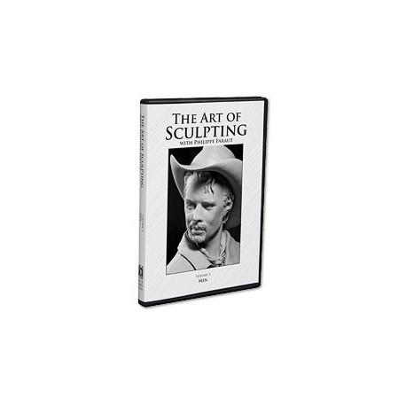 DVD THE ART OF SCULPTING VOL.3: MEN