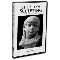 DVD THE ART OF SCULPTING VOL.1: CHILDREN