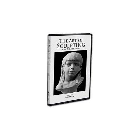 DVD THE ART OF SCULPTING VOL.1: CHILDREN