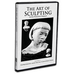 DVD THE ART OF SCULPTING VOL.2: EXPRESSI
