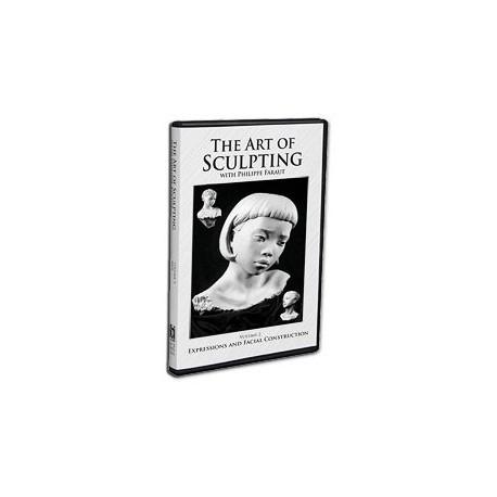 DVD THE ART OF SCULPTING VOL.2: EXPRESSI
