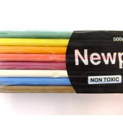 NEWPLAST RAINBOW COLORS