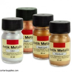 OLIEVERF METALLIC COPPER 30ML