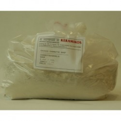 CHAMOTTEKORRELS GROF 0,5 - 2,0 MM  25 KG