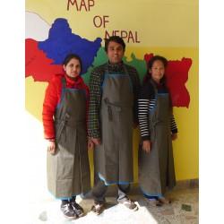 SCHORT, GROOT UIT NEPAL