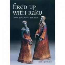 FIRED UP WITH RAKU     POULTON