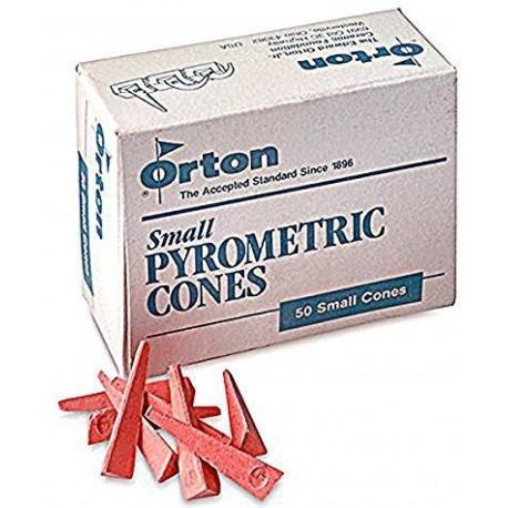 ORTON MINI CONES 1020 C PER 10