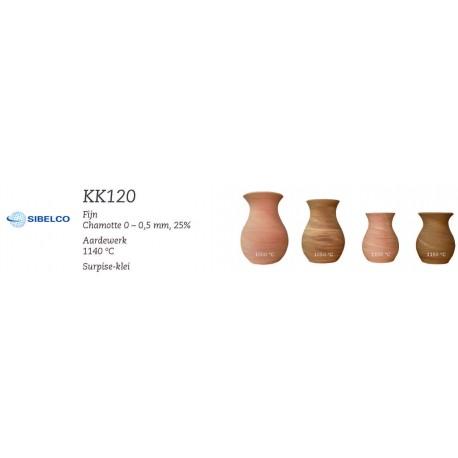 WBB FUCHS K120 SURPRISE-KLEI AARDEWERK