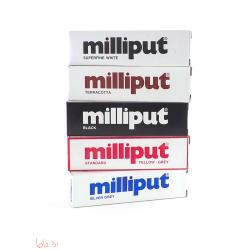MILLIPUT PASTA SUPERFINE WHITE 113 GRAM