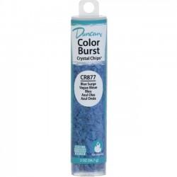 DUNCAN BLUE SURGE COLOR BURST CRYSTAL CHIPS