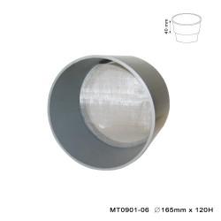 GLAZUURZEEF 165 MM 100 MESH