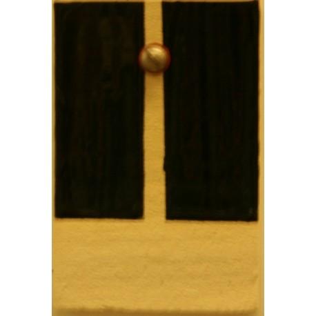 PIGMENT ZWART ANTIMAGN. MAX 1050C. 50 GR