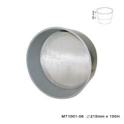 GLAZUURZEEF 215 MM 80 MESH